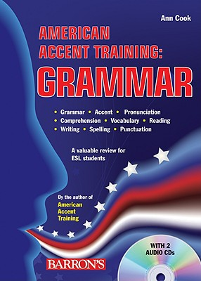 American Accent Training By Cook, Ann